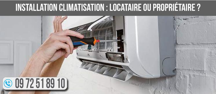 Installation-climatisation---locataire-ou-propriétaire